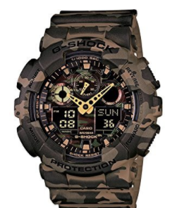 reloj casio camuflaje amazon